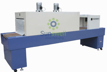 Cina Semi-Automatic Shrink Packaging Equipment Small Output For Food pabrik