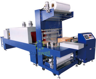 Cina Plastic Film Shrink Packaging Equipment For Vinegar And Soy Sauce pabrik