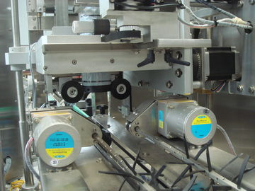 Cina Round Bottle auto label shrink sleeve labeling machine stainless steel AC 3 phase pabrik