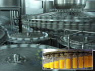 Cina Full Automatic Hot Filling juice production machine 500ml Bottle perusahaan