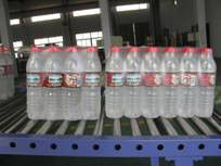Pallet Automatic Shrink Packaging Equipment 1rpm - 12rpm For Soft Drink / Liquor pemasok