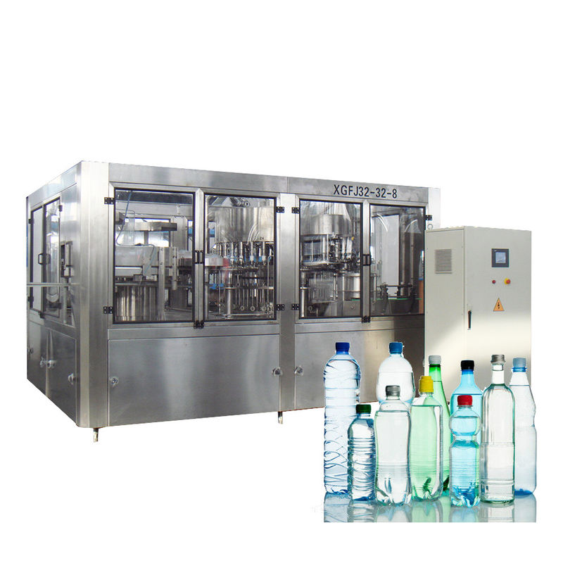 Semi - Automatic Water Bottle Filling System Essential Oil Weighing Long Life
