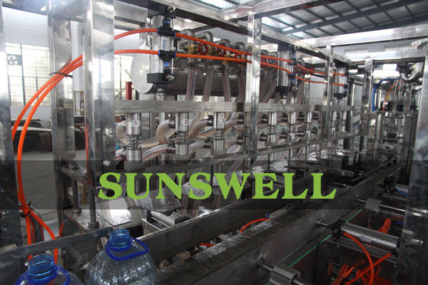 Gravity Filling Machines Automatic For Still Water , Bottling Line Equipments