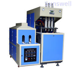 Multi-fnction 3 cavity Semi-automatic PET bottle blow molding machine 1600 - 1800BPH pcs/h pemasok