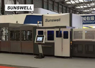 Sunswell 3 In 1 Blowing Filling Capping Combiblock Untuk Botol PET Air