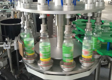 Hot Melt Opp ROPP Sticker Labeling Machines Untuk Botol, Peralatan Label Aplikator